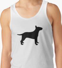 Bull terrier dog Tank Top