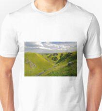 Winnats Pass near Castleton T-Shirt