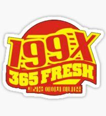 TRIPLE H - 199X  Sticker