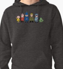 NDVH Bod and friends Pullover Hoodie