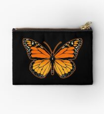 Monarch Butterfly Studio Pouch