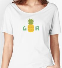 Glass Animals 4 Women's Relaxed Fit T-Shirt