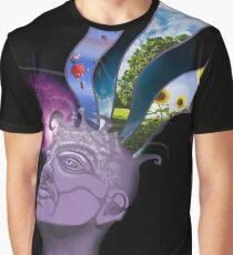 Sigmund Freud - Interpretation of Dreams Graphic T-Shirt
