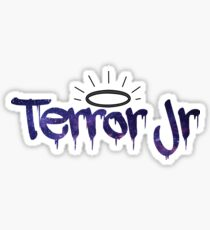Cosmic Terror Jr Sticker