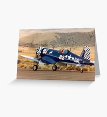 F-4U CORSAIR Greeting Card