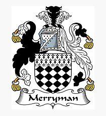 Merryman Photographic Print