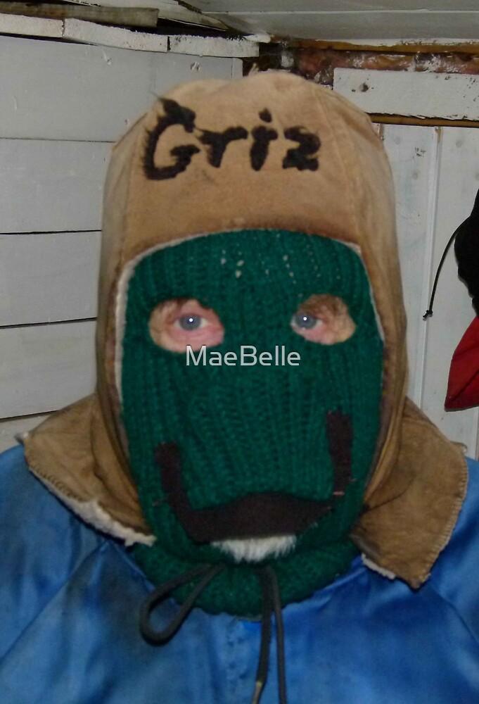 Griz' Winter Hat by MaeBelle
