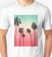 Sunset Palms Unisex T-Shirt