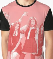 BLACKPINK 2017 Comeback Graphic T-Shirt