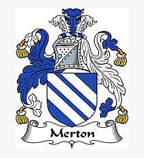 Merton Photographic Print