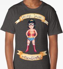 Strong. Smart. Sensual. Long T-Shirt