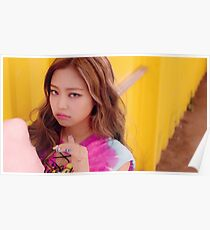 Jennie BLACKPINK  Poster