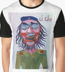 Che Guevara 3 Graphic T-Shirt