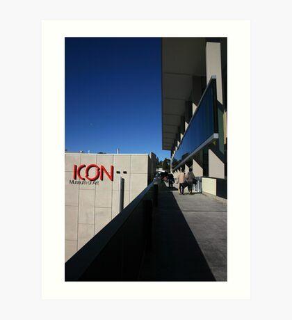 Architecture - Deakin University Melbourne Art Print
