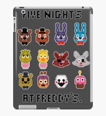 Five Nights at Freddy's. iPad Case/Skin