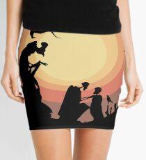 The Deathly Hallows Mini Skirt