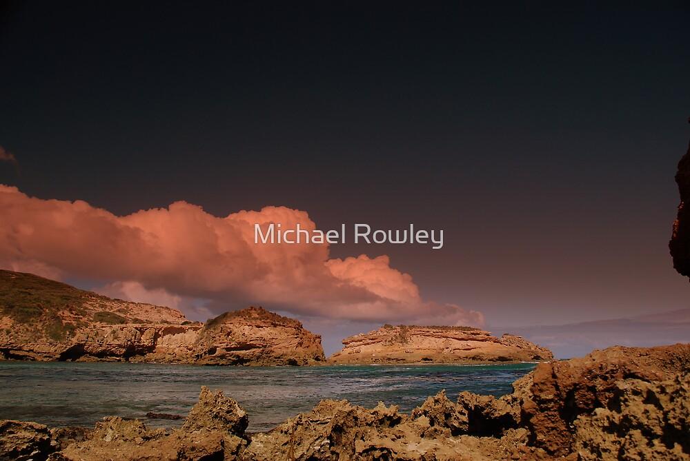 Autumn Sea by Michael Rowley