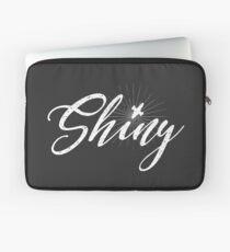 Shiny Laptop Sleeve