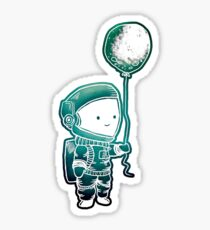 SpaceBoy: Maybe One Day. Sticker