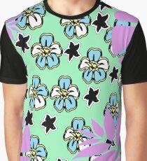 The Hidden Flowers Garden Graphic T-Shirt