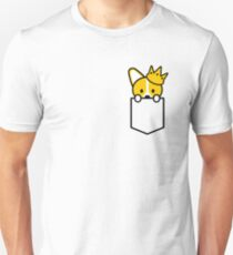 Peekaboo Pocket Dog | Jay Rauler Unisex T-Shirt