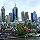Melbourne by Ben de Putron