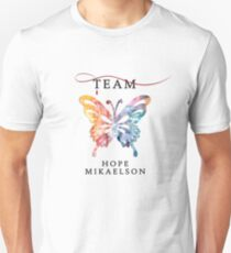 Team Hope Mikaelson - The Originals  - The Vampire Diaries Unisex T-Shirt