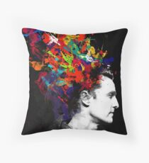 matthew mcconaughey Throw Pillow