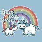 Best Unicorn Son by sugarhai