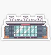 Theatre of Dreams Sticker