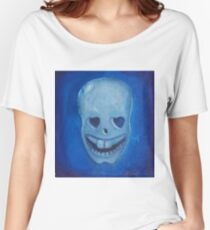 love skull  Women's Relaxed Fit T-Shirt