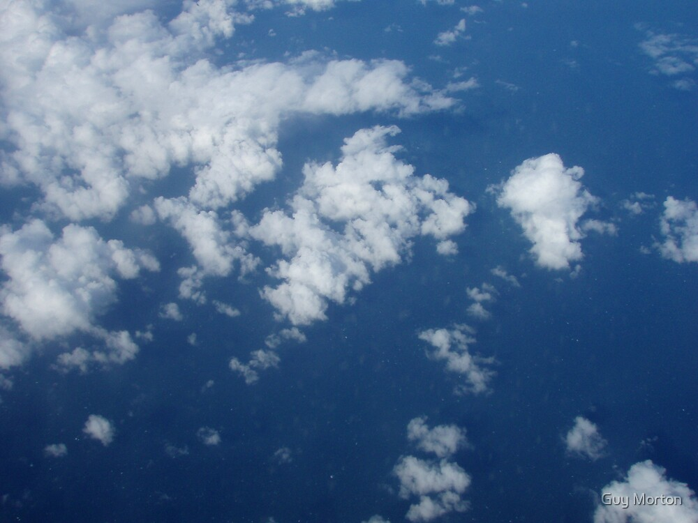 Channel Clouds by Guy Morton