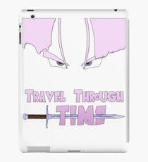 Travel Through Time! iPad Case/Skin