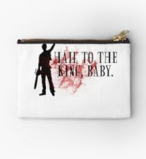 Hail to the king, baby.  Studio Pouch