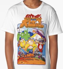 The Lost Vikings (Japanese Cover Art) Long T-Shirt