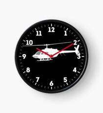 Urban Chopper Helicopter Clock