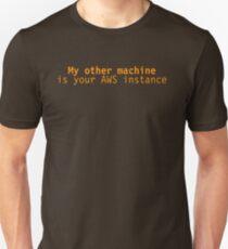 Other Machine: AWS Unisex T-Shirt