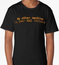 Other Machine: AWS Long T-Shirt