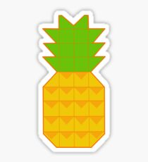 Glass Animals Pineapple Sticker