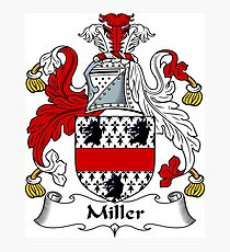 Miller Photographic Print