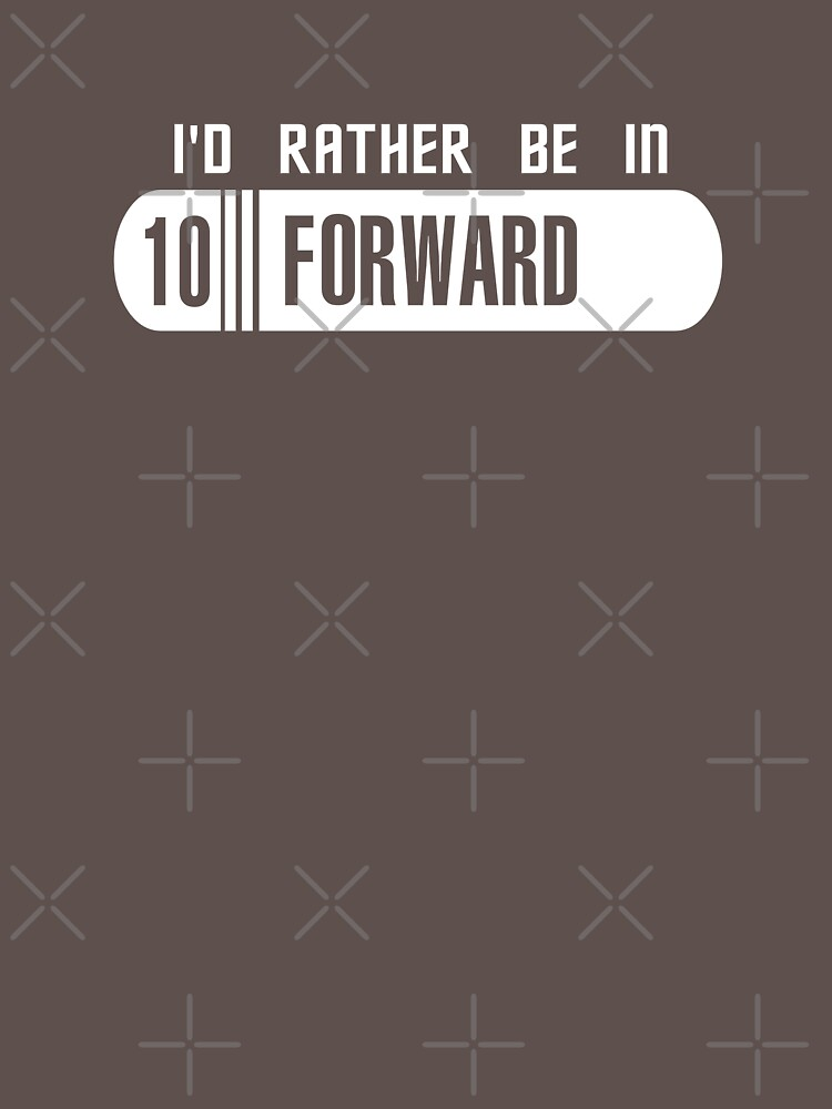 I'd rather be in 10 Forward by ninthstreet