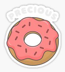 My Precious Ring Donut Pun T-Shirt Sticker