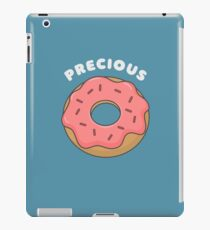 My Precious Ring Donut Pun T-Shirt iPad Case/Skin