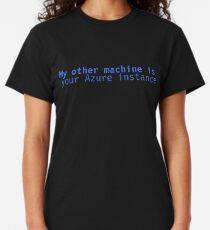 Other Machine: Azure Classic T-Shirt