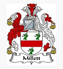 Millett Photographic Print
