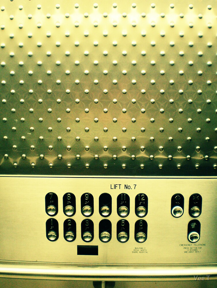Lift No.7 by Vee T