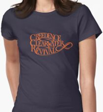 Creedence Clearwater Revival Shirt Women's Fitted T-Shirt
