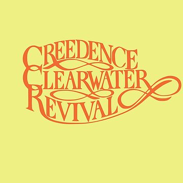 Creedence Clearwater Revival Shirt by RatRock