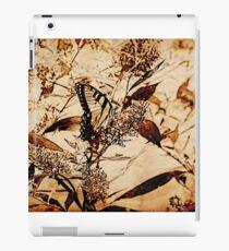 Monochromatic Monarch iPad Case/Skin