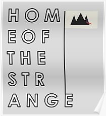 Home of the Strange (Young the Giant) Poster